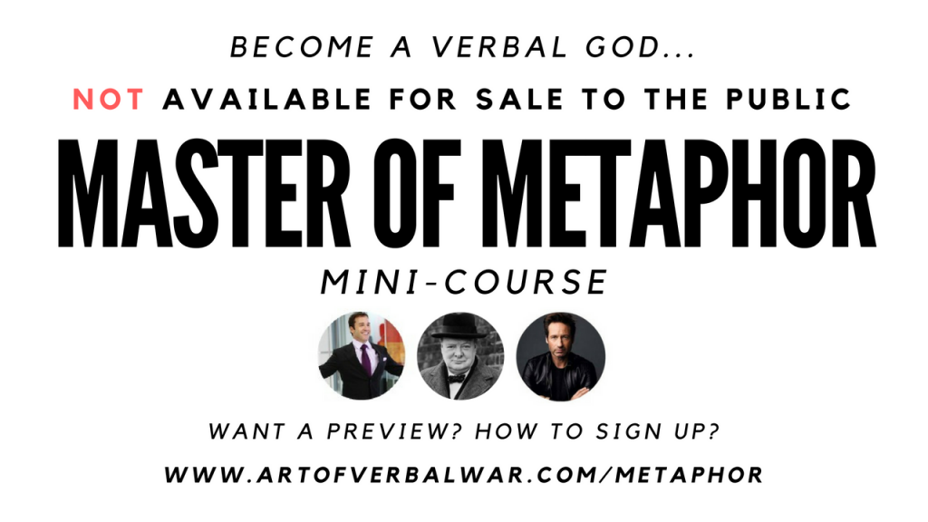 Master of Metaphor