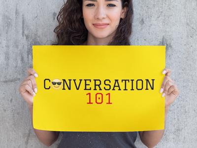 Conversation 101