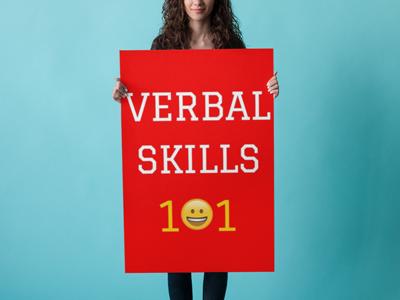 Verbal Skills 101